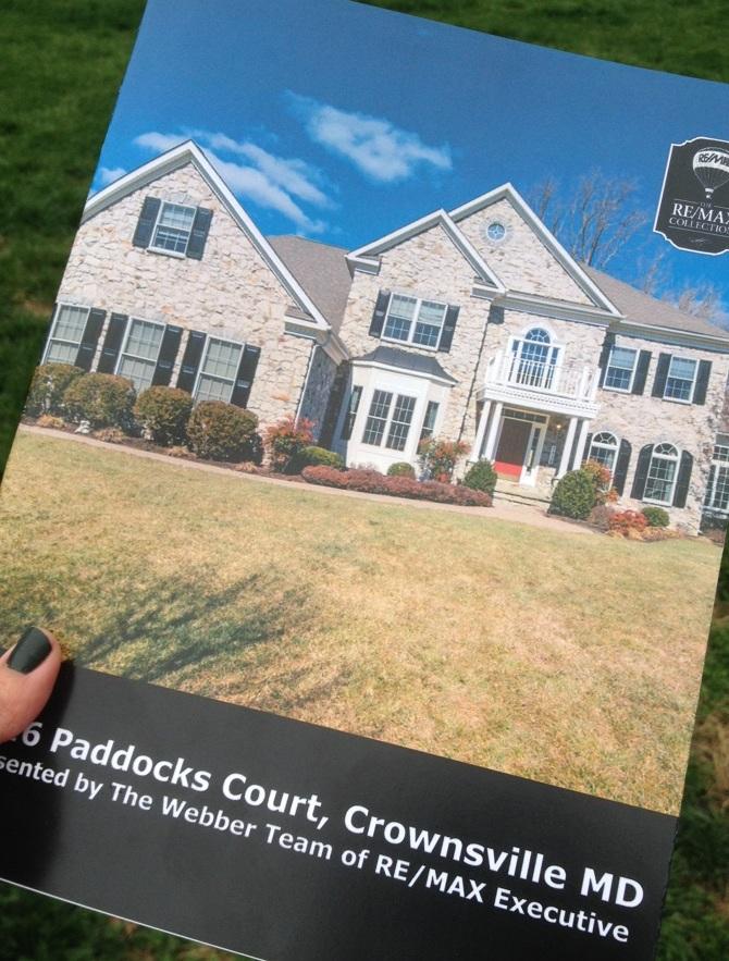 Luxury Brochure Template Jkhendrick
