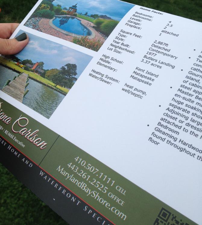 Luxury Brochure Template 2 Jkhendrick
